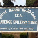 Epilepsy Clinic Sign